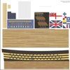 HMS Victory color map.