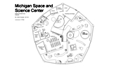 Space center floorplan.