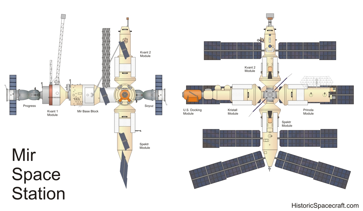 drawing of mars space station - photo #42