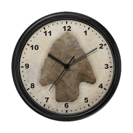 Arrowhead Wall Clock for sale