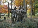 Washington D.C. - Vietnam War Memorial
