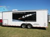 Sideview of Jackson Model Rocketry trailer
