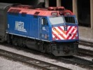 F40PHM-2 Chicago Metra 210