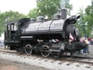 Little River 0-4-0 Steam Locomotive
