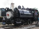 Viscose 0-4-0 Steam Locomotive