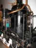 York steam locomotive boiler