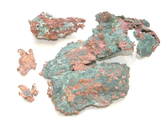 Copper Mineral Group 110