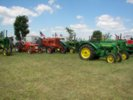 Antique Tractor - John Deere and others