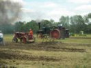 Steam Powered Plowing Demonstration