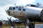 B-17 Flying Fortress - Aluminum Overcast