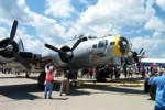 B-17 Flying Fortress - Liberty Bell