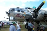 B-17 Flying Fortress - Sentimental Journey