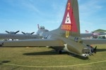 B-17 Flying Fortress - Thunder Bird port side