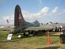B-17 Flying Fortress - Thunder Bird tail