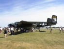 B-25 Mitchell side view