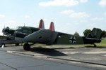 Junkers Ju-52 port side