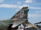 F-4 Phantom tail structure