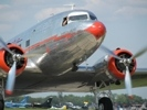 American Airlines - Flagship DC-3 taxies