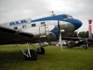 ALA DC-3 airliner.