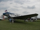 Candler Field Express DC-3 left side