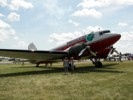 Douglas DC-3 right side