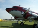 Hiller Aviation Museum DC-3 Airliner