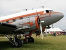 DC-3 at Oshkosh