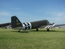 Full view of Tico Belle C-47 Transport