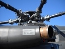 CH-53 engine exhaust