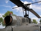 UH-1 Huey engine