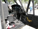 UH-1 Huey cockpit