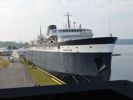 SS Spartan car ferry.