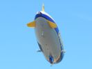 Goodyear airship bottom.