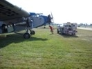 Ford trimotor ride.