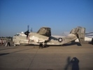 C-2A Greyhound port side