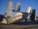 C-2A Greyhound tail