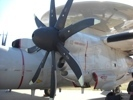 E-2C Hawkeye 8 bladed prop