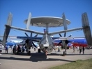 E-2C Hawkeye rear view