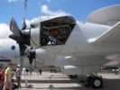 P-3 Orion engine nacelle