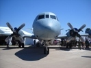 P-3 Orion front view