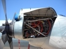 P-3 Orion engine cowling