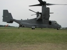 CV-22 Osprey side view