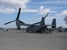 CV-22 Osprey at Oshkosh