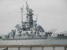 BB-60 USS Alabama Superstructure