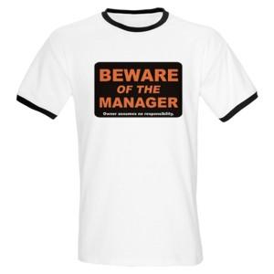 T-shirt gift for boss