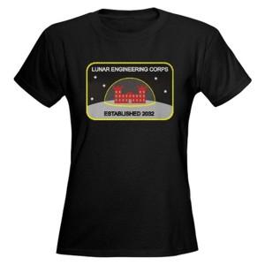 Lunar Engineering Corps T-shirt